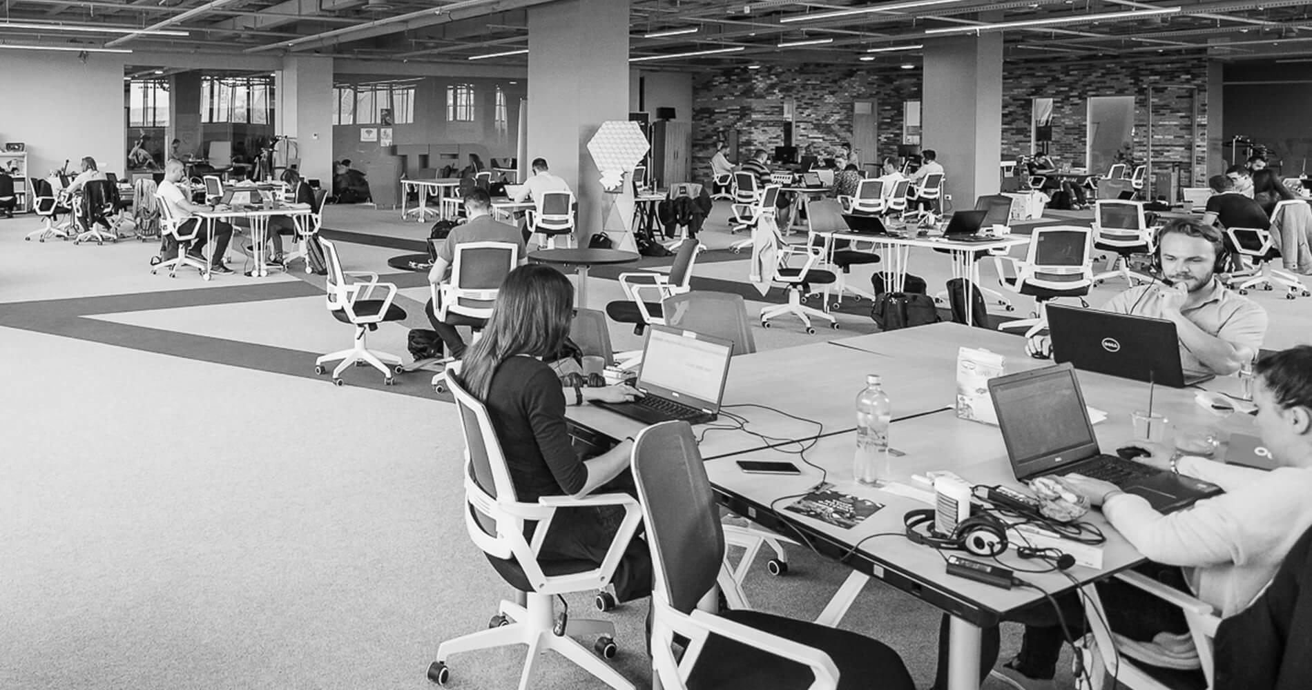 ClujHub Coworking space - Devino Membru